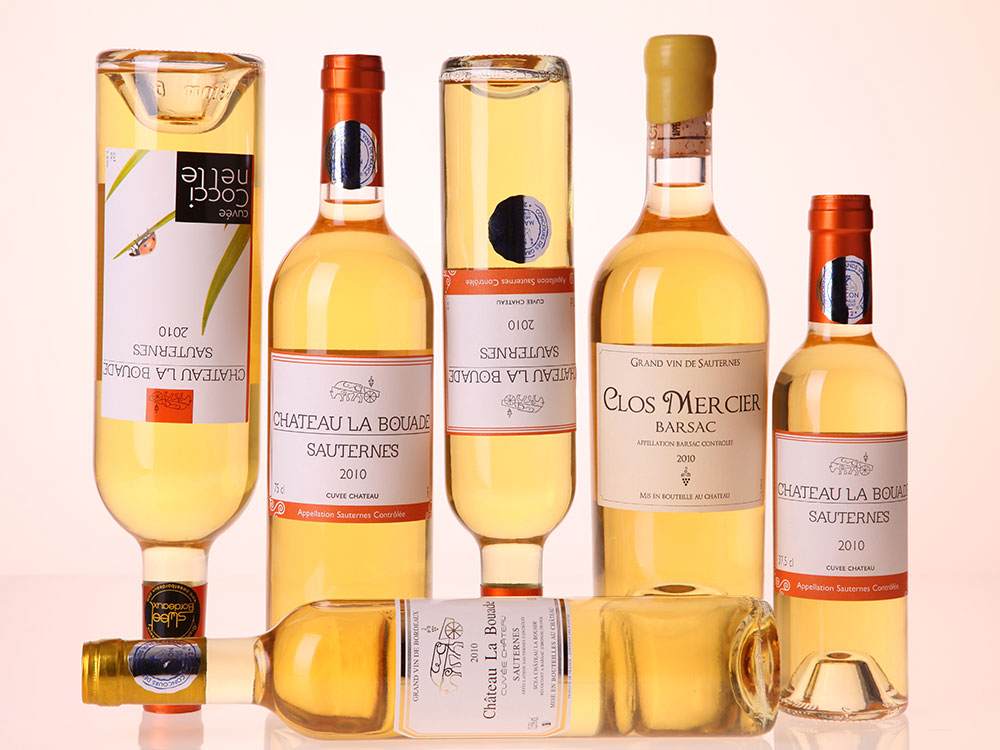 Les vins La Bouade